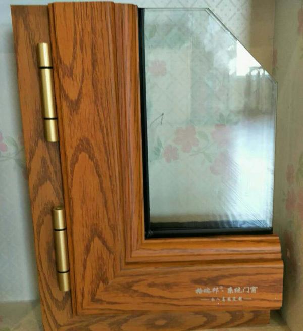 全铝系统门窗安装
