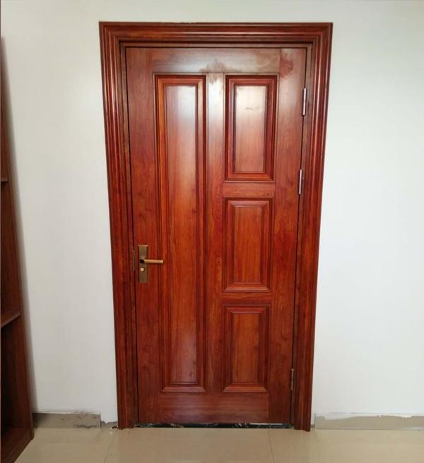 套装铝型材门
