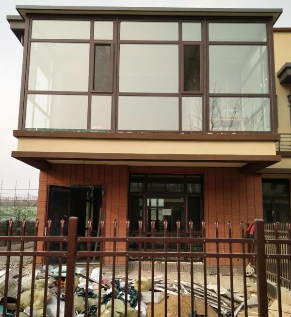 定制全铝系统门窗