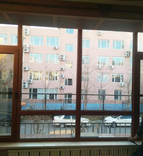 全铝系统门窗加工