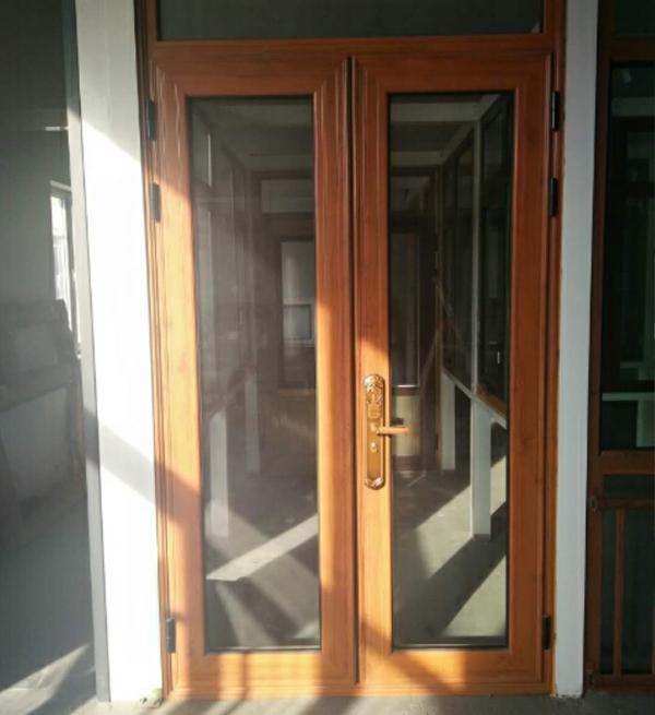 全铝系统门窗制作