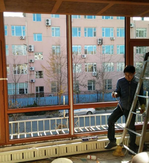 全铝系统家居门窗